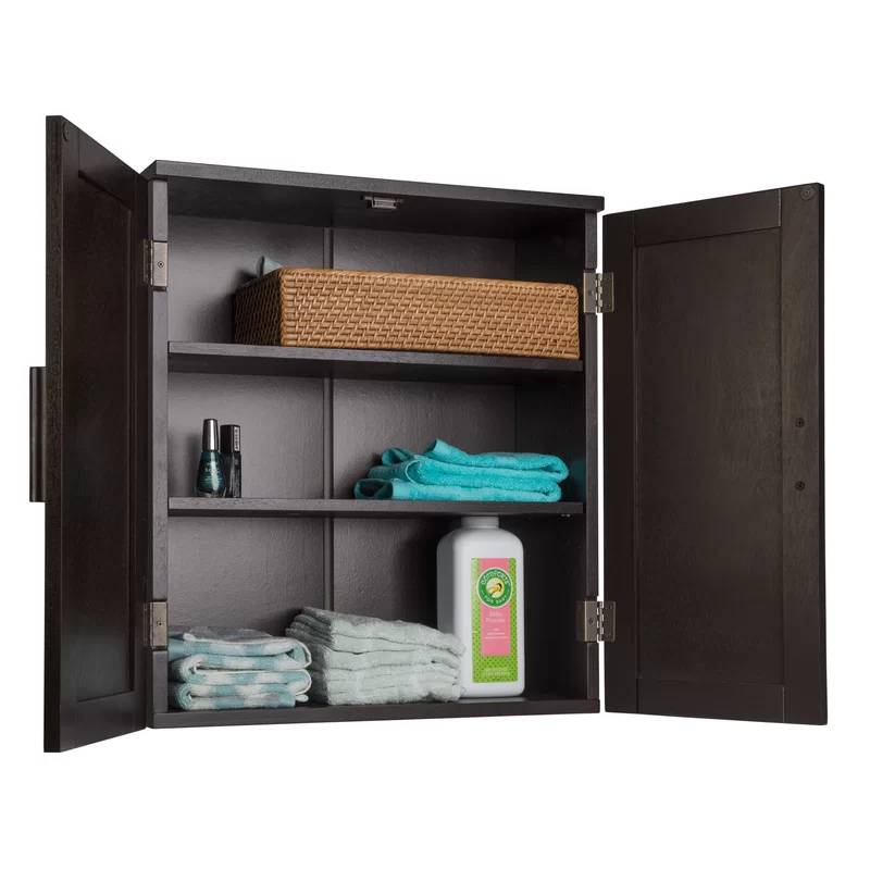 39++ Large bathroom cabinet wall mounted type