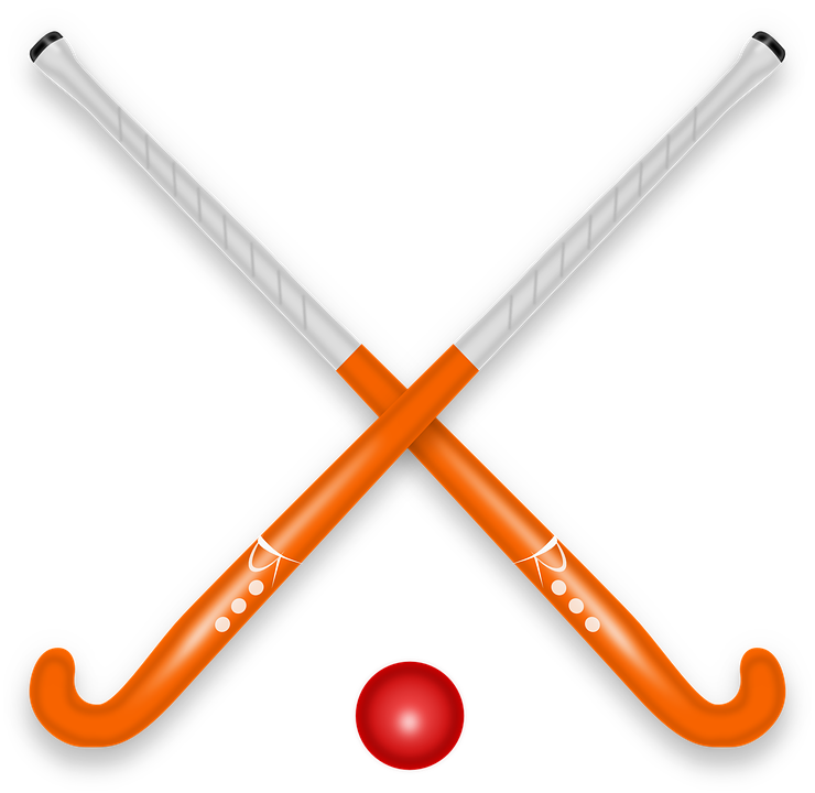 Hockey Is A Game Played With A Curved Stick And Ball Mainly Of Three Types Field Hockey Bandy Hockey Ice Hockey Hockey Stick Hockey Puck