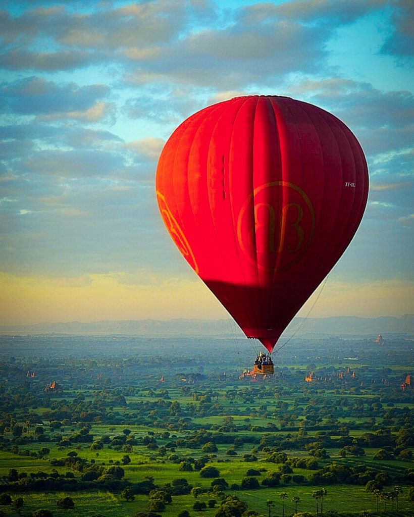 Bagan Hot Air Balloon Ride 2020/2021 - Everything You Need To Know - The Wanderlust Within