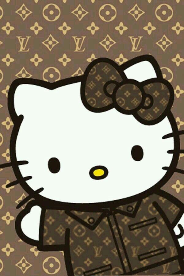 hello kitty wallpaper Hello Kitty Vintage iPad Wallpaper