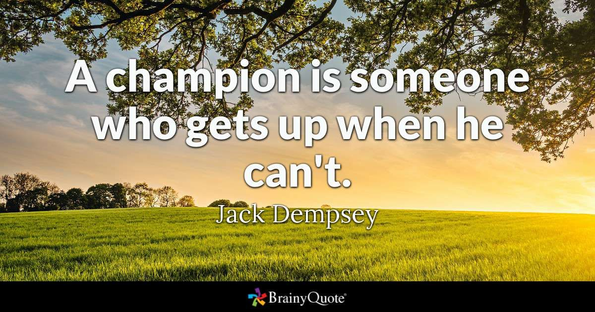 Jack Dempsey Quotes With Images Knowledge Quotes Education Quotes Educational Leadership Quotes