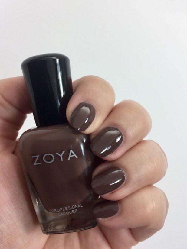 Zoya Naturel Nail Polish Collection | Nail polish collection ...