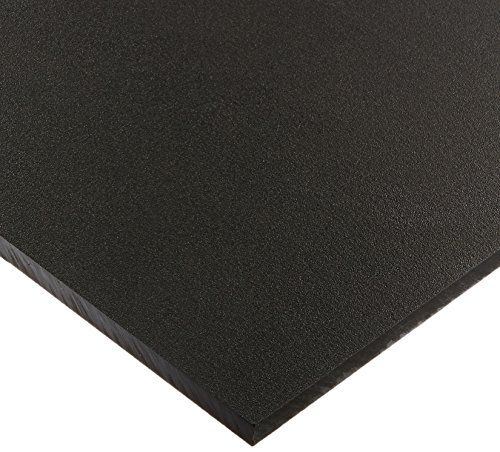 Seaboard High Density Polyethylene Sheet Matte Finish 1 2 Thick 12 Length X 24 Width Black Amazon Com Ind Polyethylene It Is Finished Plastic Industry