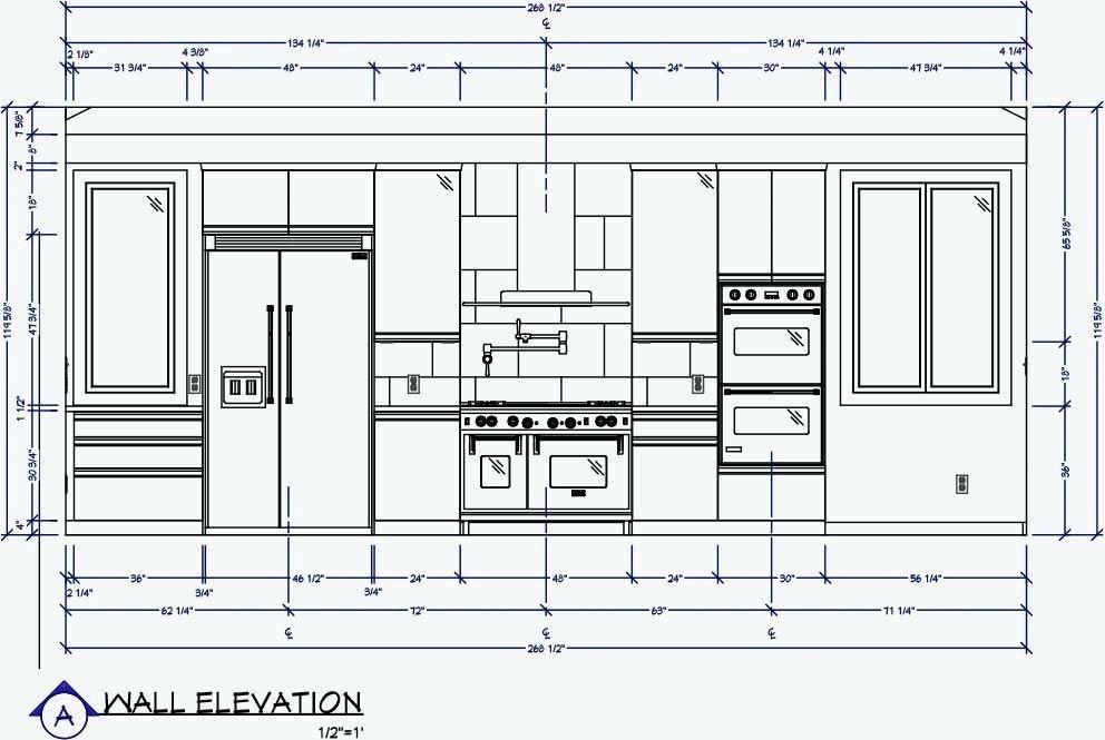 One Wall Kitchen Floor Plans Kitchen Wall Elevation Small One Wall Kitchen Floor Plans Kitchen Elevation Interior Design Software Kitchen Designs Layout