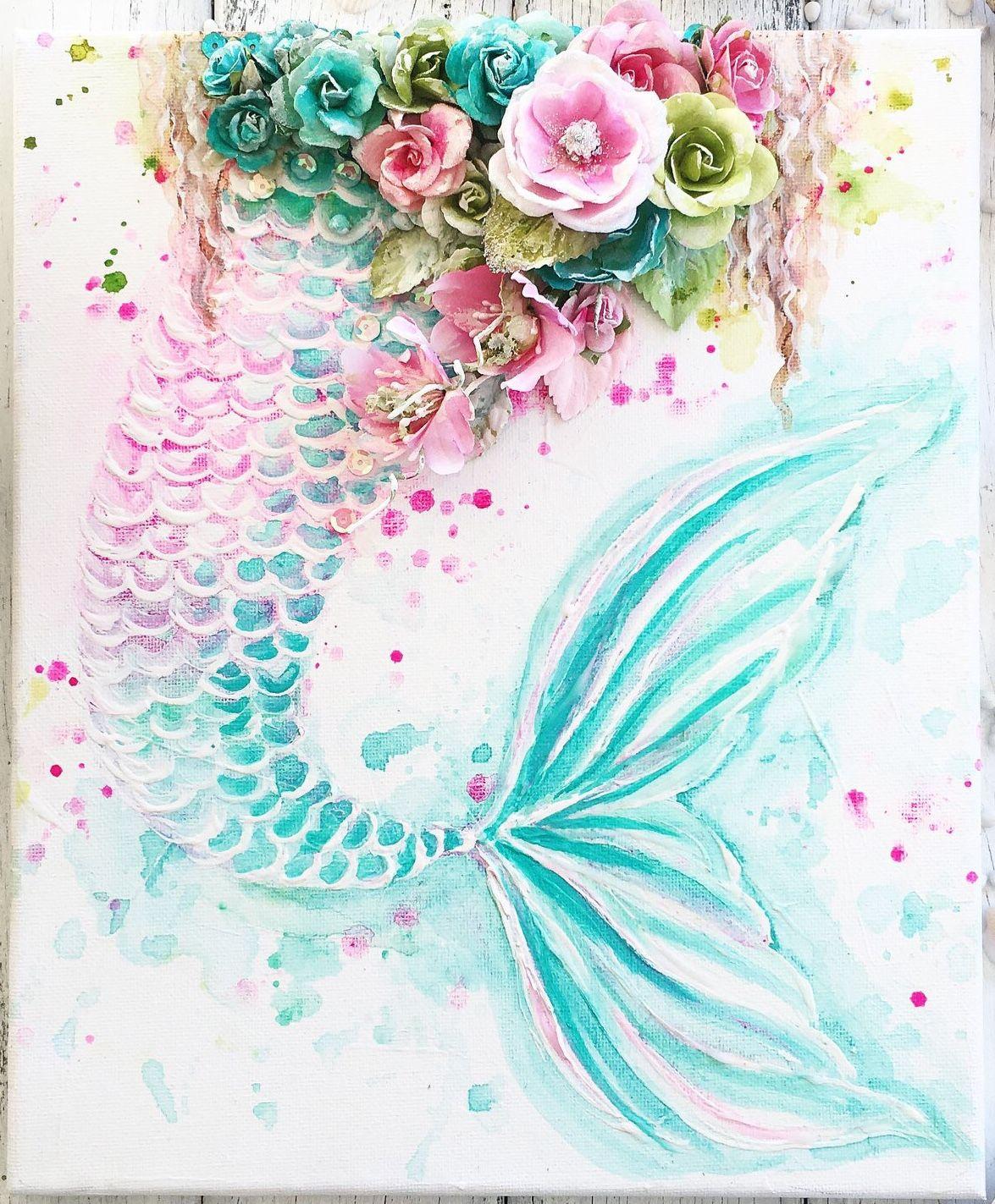 Meerjungfrau Geburtstagsparty Bild Von Jacky Auf Magic And Wonder