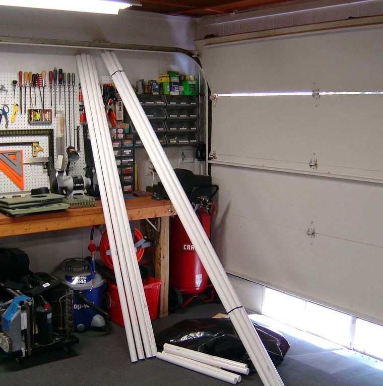Create A Paint Booth In Your Garage (With Images)