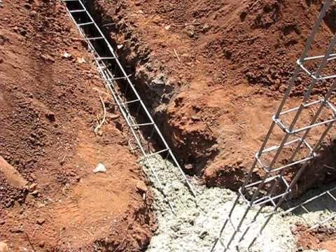 Alicerce e Baldrame 3 Como Construir sua Casa .avi