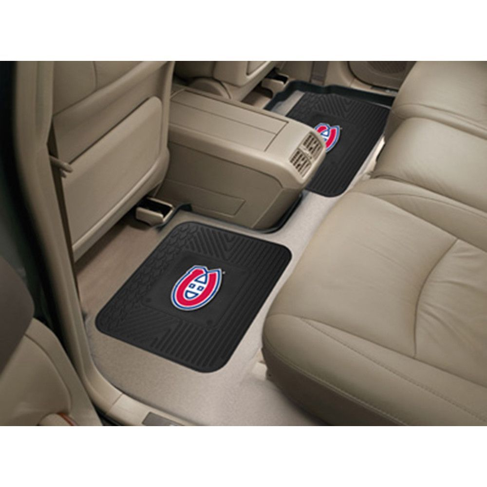Montreal Canadiens NHL Utility Mat 14x17 2 Pack