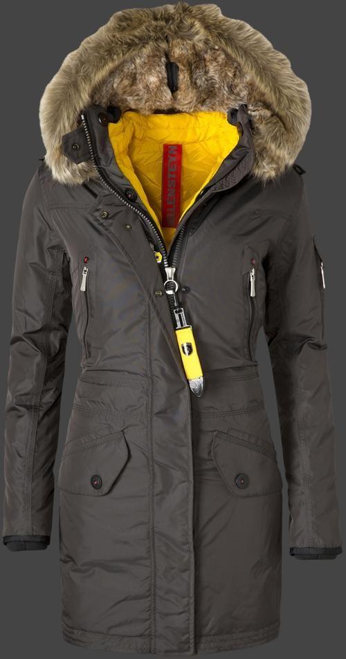 Wellensteyn yes! in 2019 | Winter jackets, Womens parka