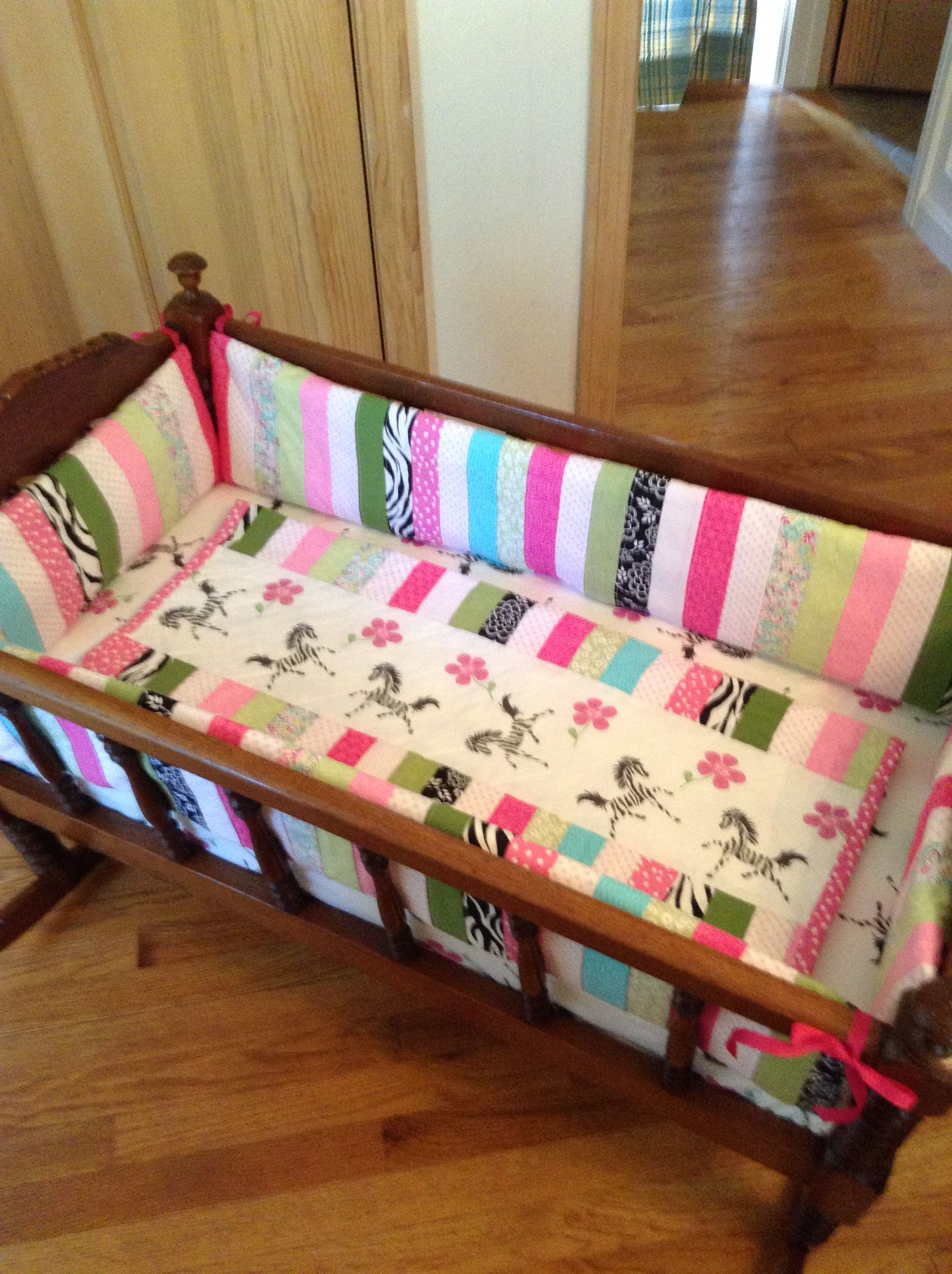 Bedside Step Stools For Adults: Samm's Cradle And Bedding