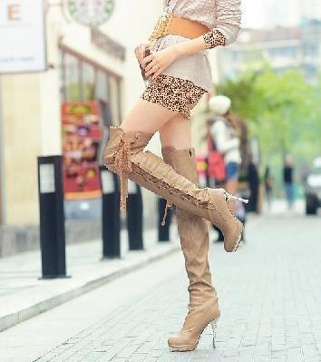 fuck yeah! Heel boots (: