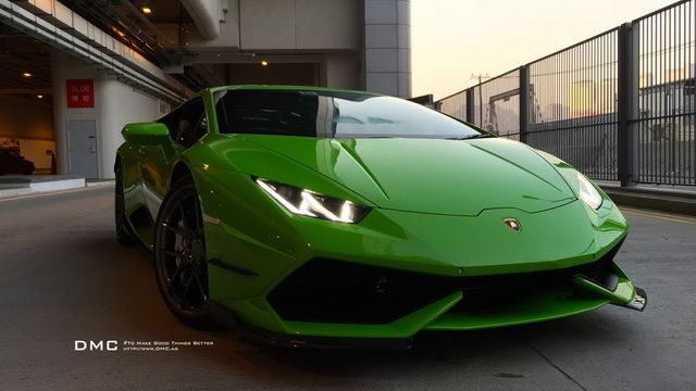 Italian Hulk Lamborghini Huracan Affari By Dmc German Tuning