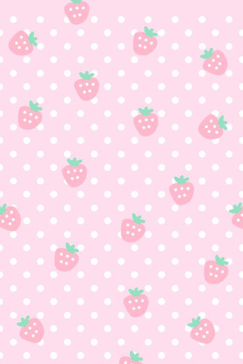Pastel Pink Background Kawaii, Hd Wallpaper Download