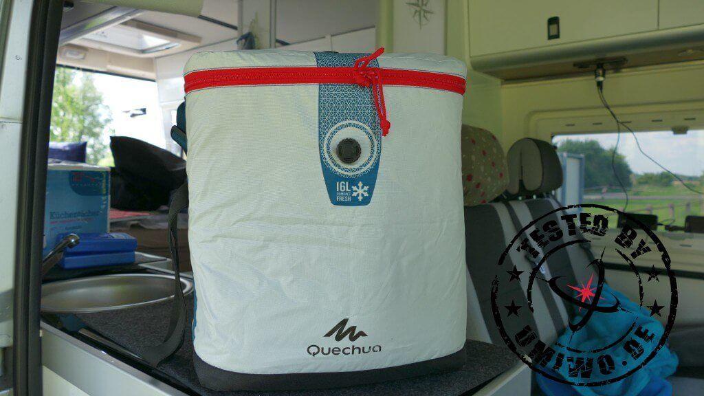 Kühltasche Kühlbox Camping Decathlon Icefresh Compact
