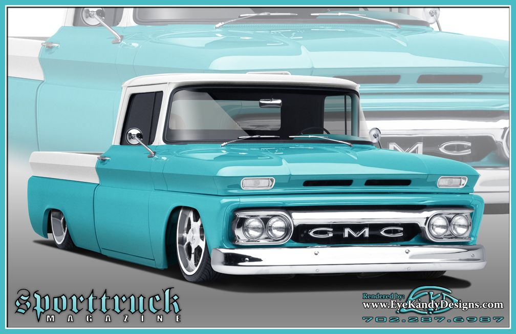 62 fleetside shortbed | '60-'66 Chevy/GMC Truck Owners