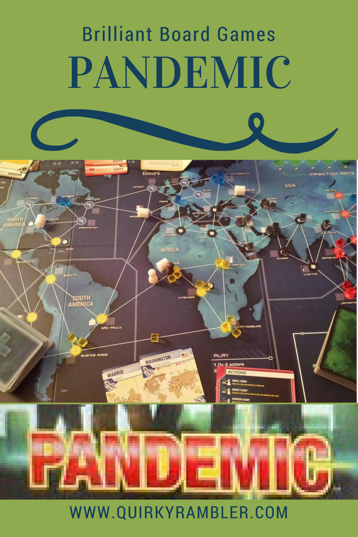 Excellent Strategy Board Game Pandemic Board games