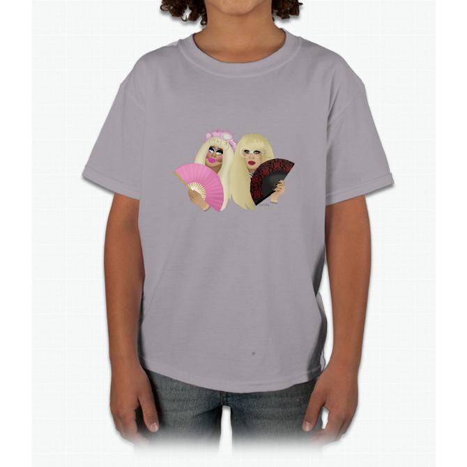 Trixie Mattel & Katya Zamolodchikova Young T-Shirt