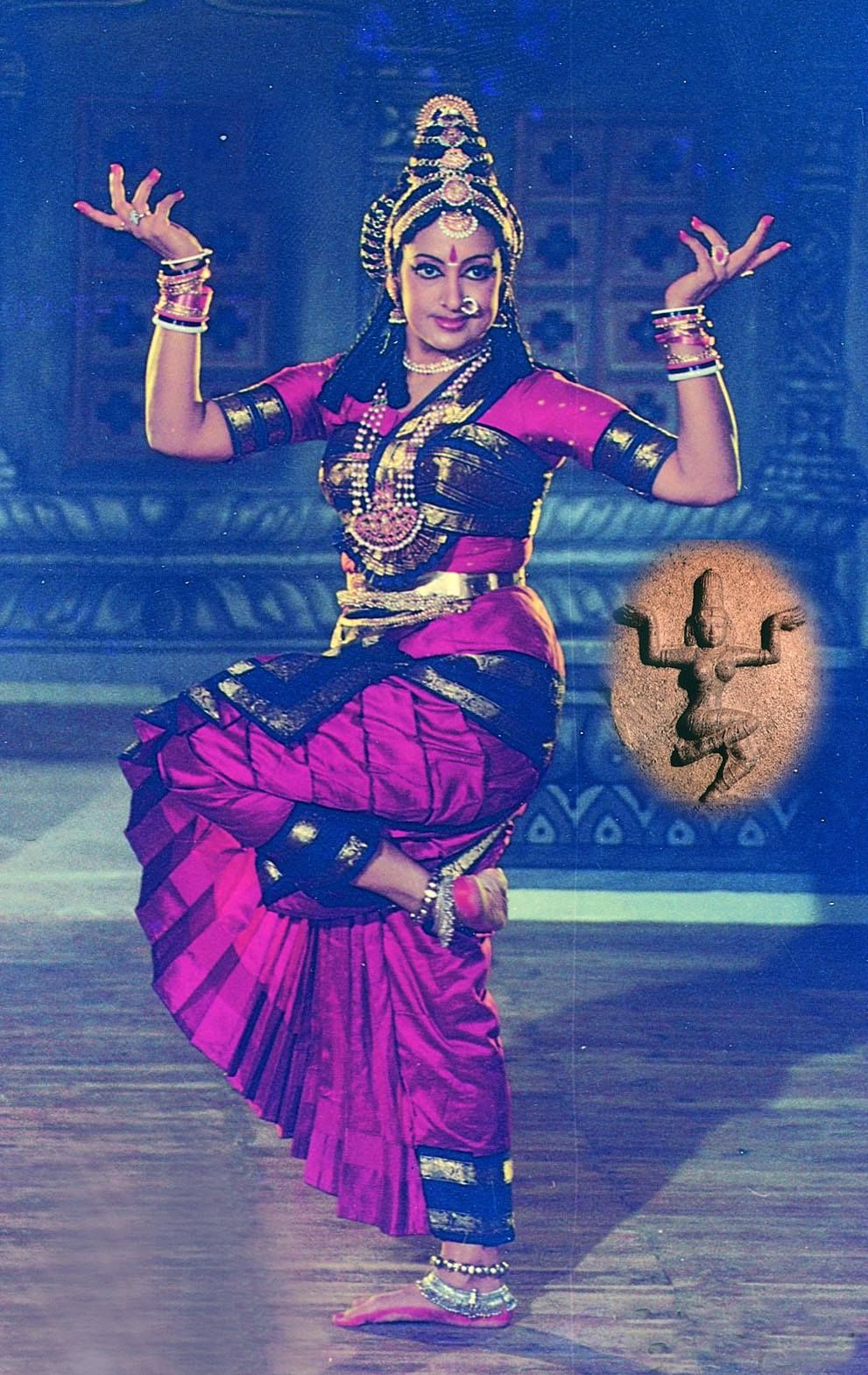Pin by Bhavani on bharatham Indian classical dance