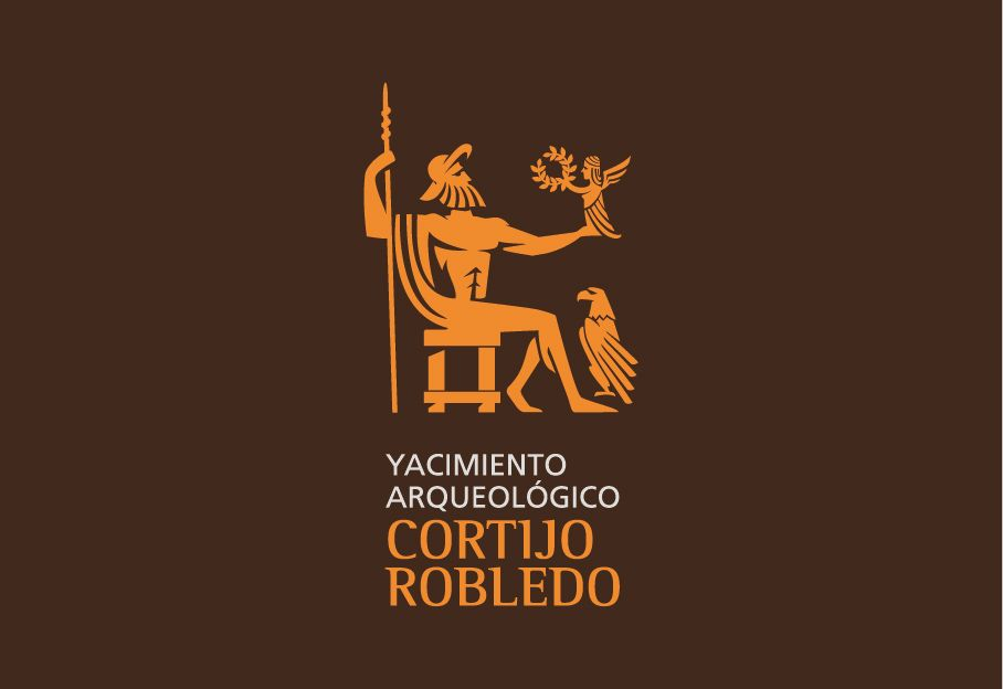 Identidad Corporativa para yacimiento Arqueológico en Málaga. Diseño de Doctor Watson. www.doctorwatson.es