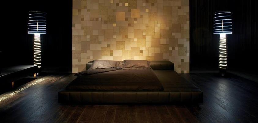 Studioart padded leather walls Padded Walls  Headboards