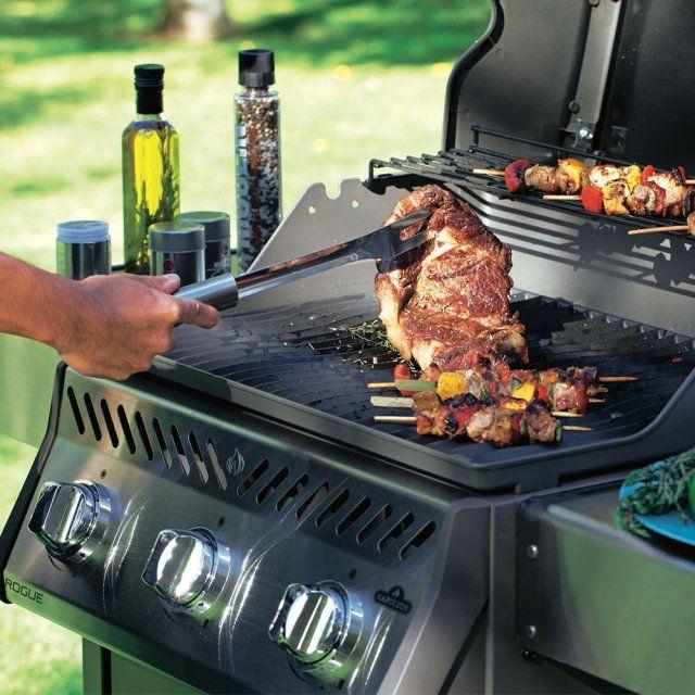 Barbecue Notre Shopping Repas En Plein Air Mode De Cuisson