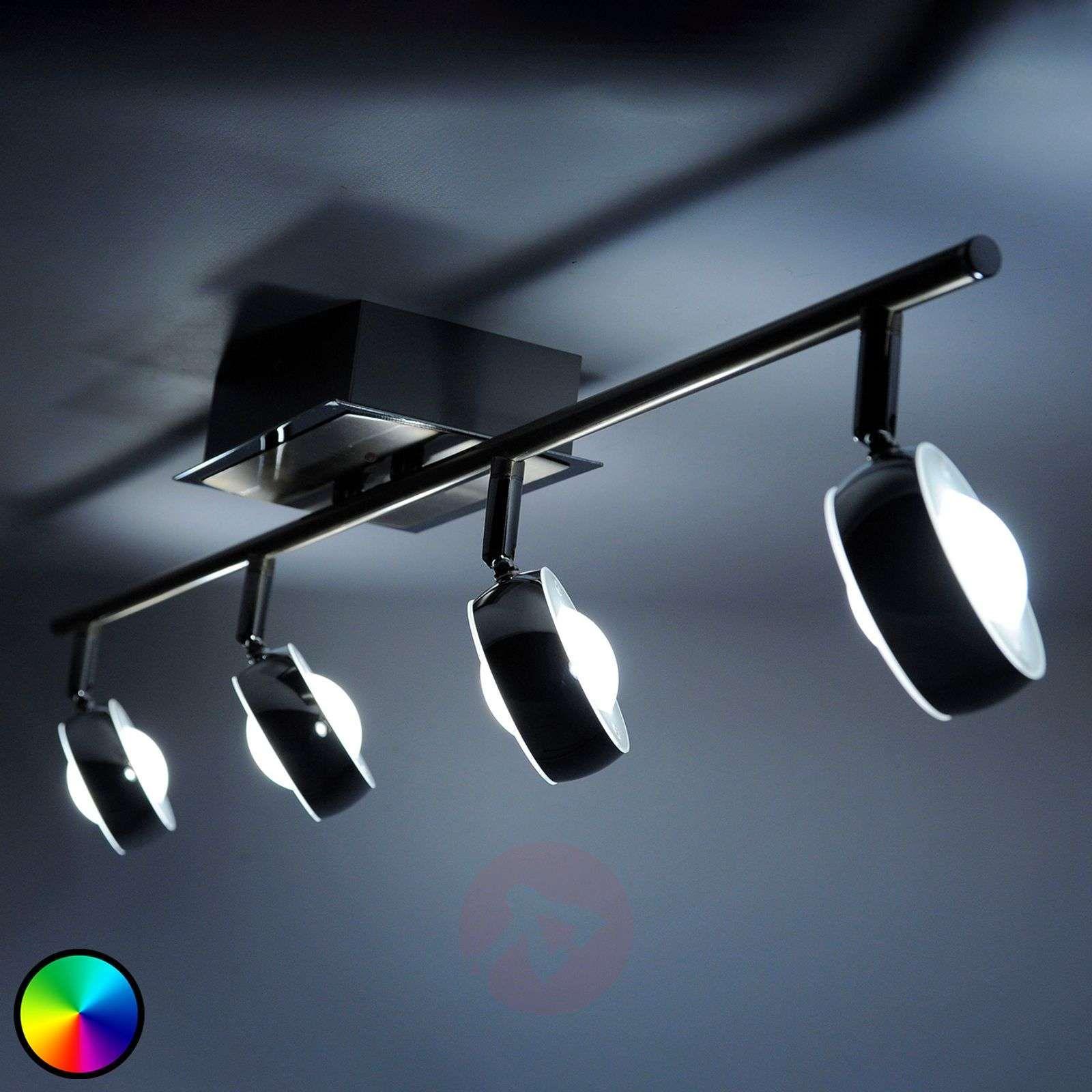 lampa wisząca led ring | duże lampy wiszące | nowoczesne