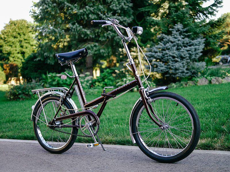 Supercycle Twenty The Twenties Folding Bike Vintage Bicycles