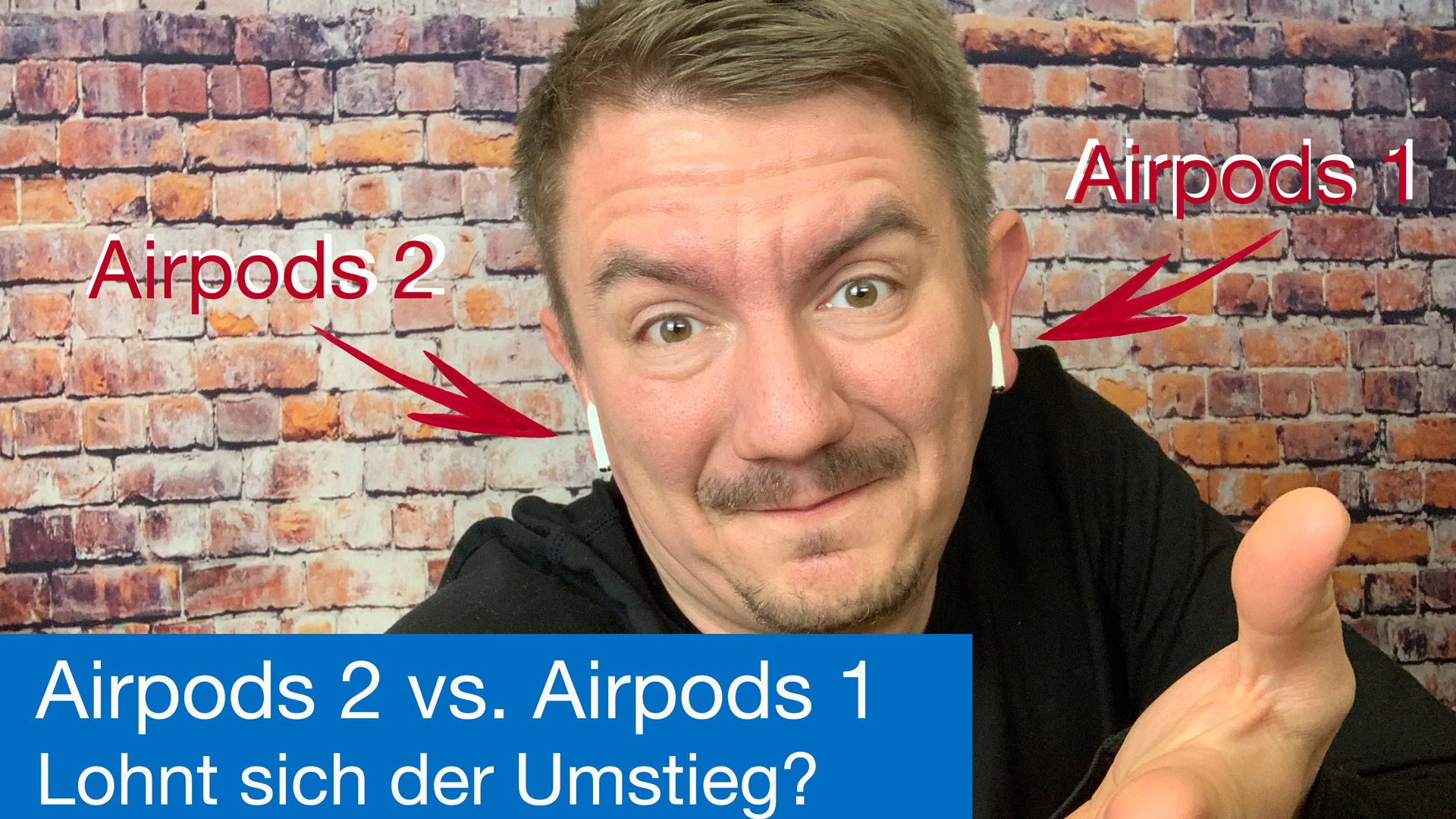 Apple Airpods 2 Vs Airpods 1 Kaufen Ja Oder Nein Ipod Musik Horen Bluetooth