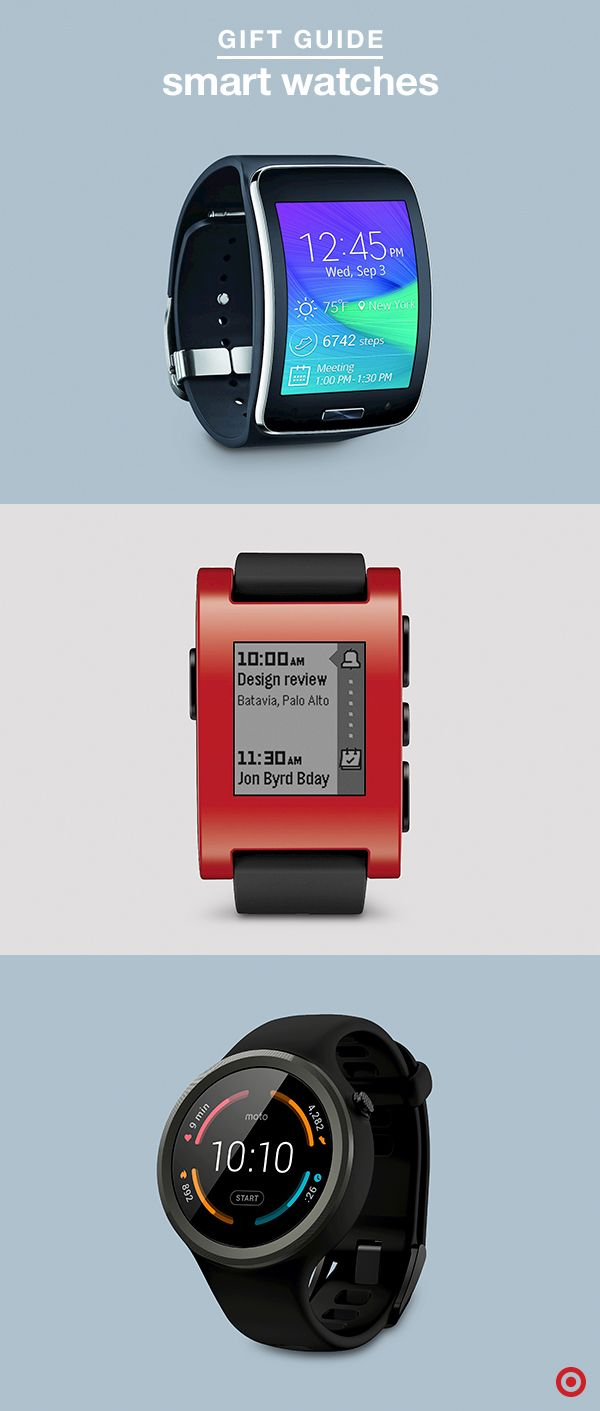 Wanna Give The Coolest Christmas Gift Ever A Smart Watch Is Your Answer It S A Gift That Keeps On Giving Perfec Smart Watch Kidizoom Smartwatch Cool Gadgets