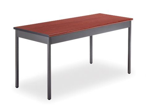 Charmant OFM Utility Table, X Cherry   Spreadsheet Discount