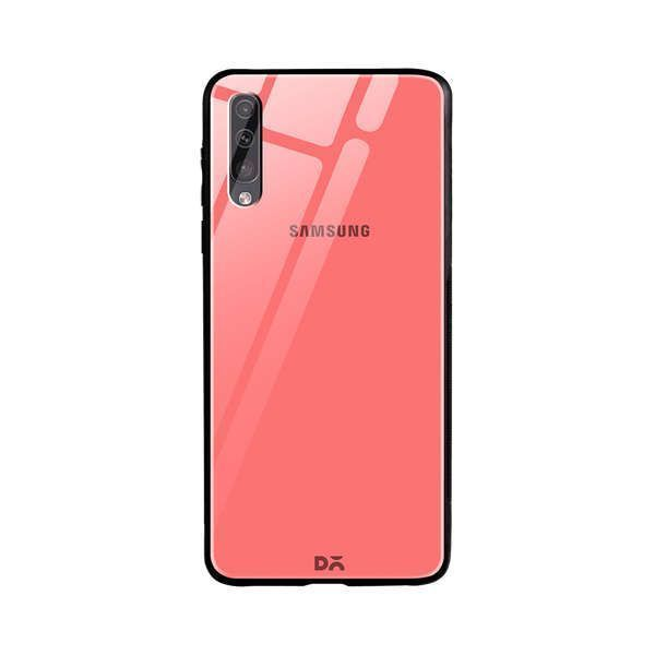 DailyObjects Blush Glass Case Cover For Samsung Galaxy A70S Buy Online