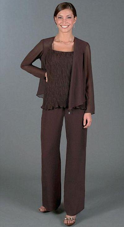 Ursula Plus Size Chiffon 3pc Formal Pant Set 41071 I liked this ...