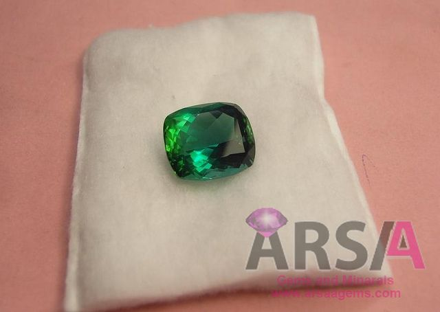 Top blue green tourmaline by ARSAA GEMS AND MINERALS, via Flickr