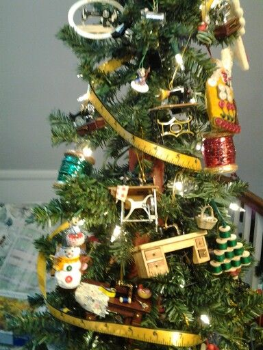 sewing room tree - Google Search