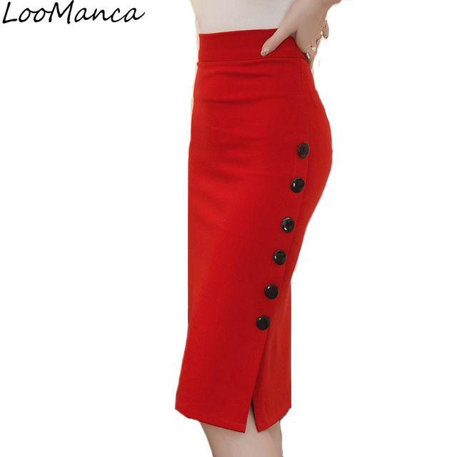 1012518ea Modelos de faldas largas elegantes | Azu & Petiza | Faldas, Faldas ...