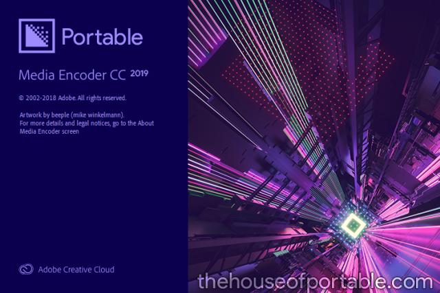 Adobe Media Encoder CC 2019 Portable [Multilanguage] | free