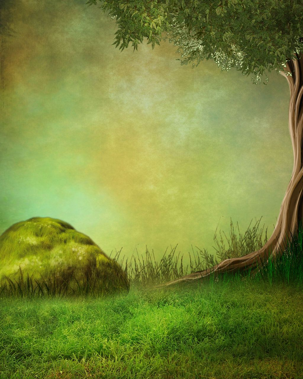 Fantasy Bg 2 By Moonglowlillydeviantartcom On