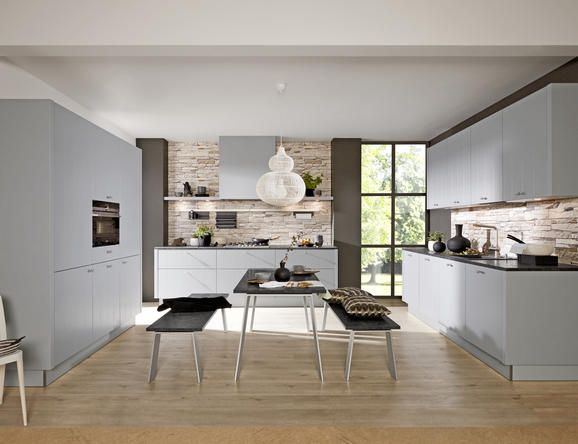 Küchenideen moderne Inspirationen nolte-kuechende Küche