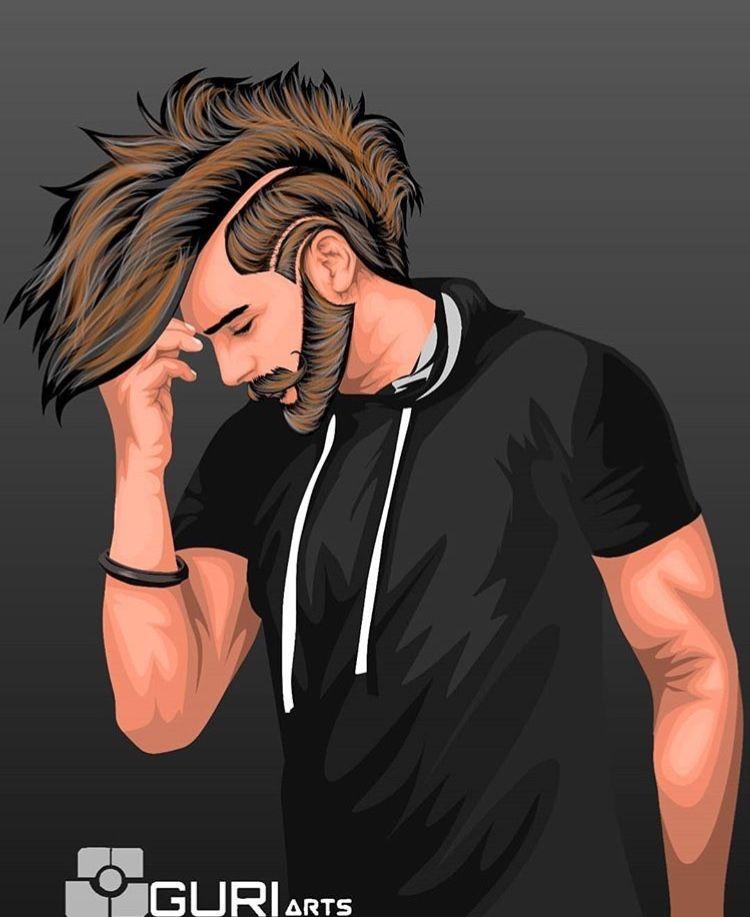 Pin By Alexis On Illustration Vector Beard Logo Beard Logo Design Beard Art