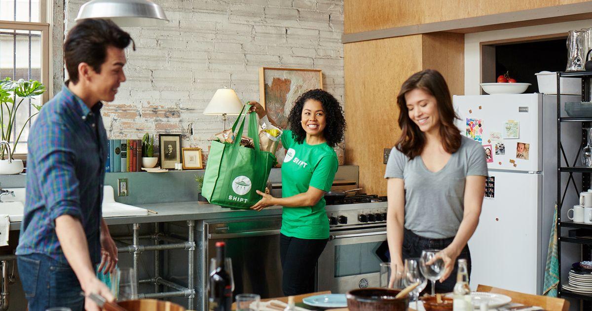 Shopper Referral Rewards Delivery groceries, Shipt