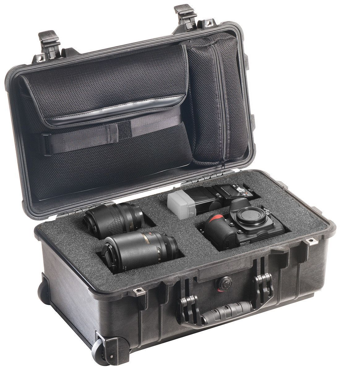 Pelican Storm™ iM3220 Case Six Press & Pull Latches Two