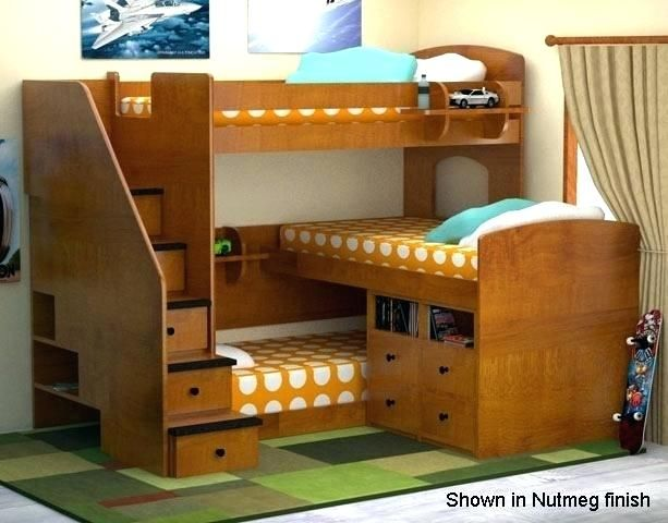 Best Image Result For 3 Tier L Shaped Bunk Beds Bunk Beds 400 x 300