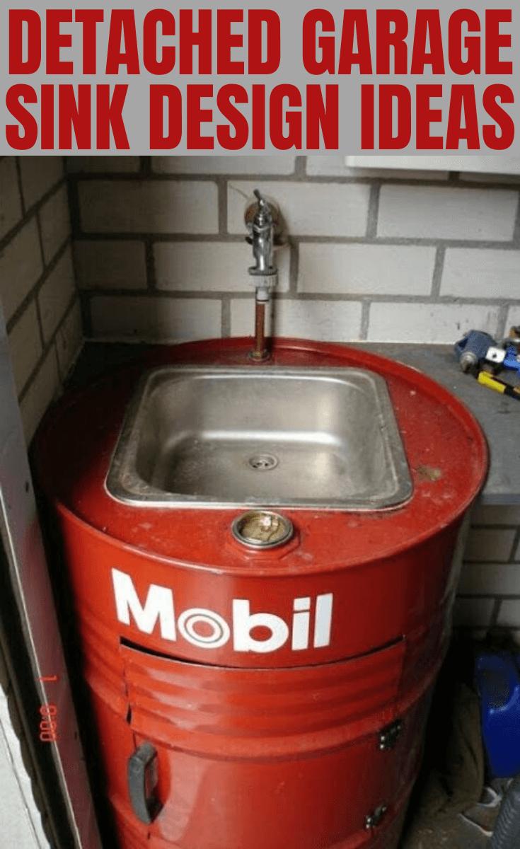Most Popular Garage Detached Design Ideas Oppbevaring Verktoy Vask Resirkulering