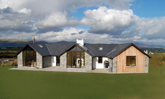Modern house plans ireland