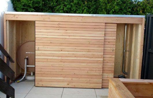 2.1-Geraetehaus-web | Holz im garten, Gerätehaus garten ...