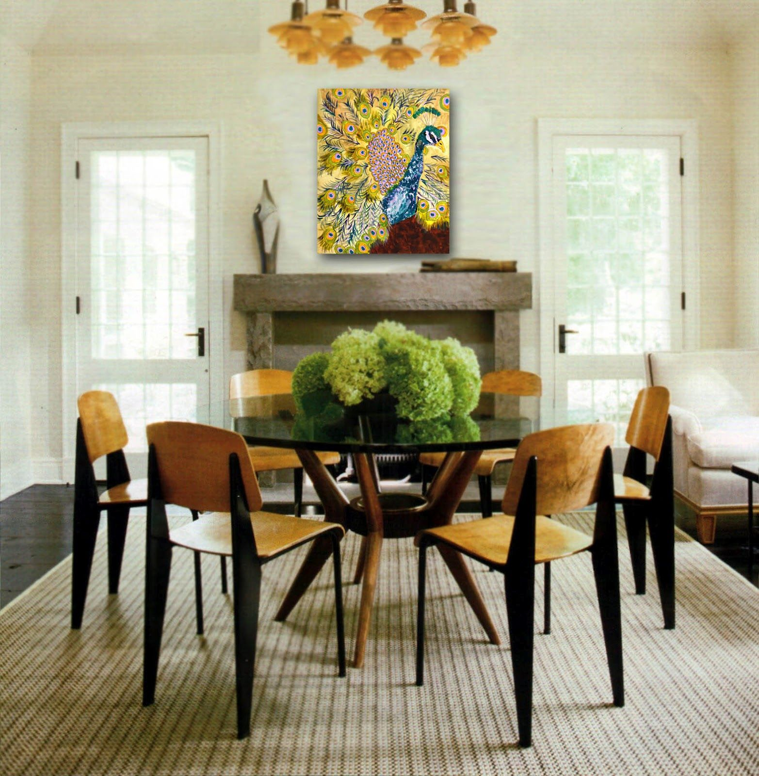 Pin By Amanda Kidder On Home Sweet Home Dining Room Table Centerpieces Dining Room Table Decor Dining Room Centerpiece
