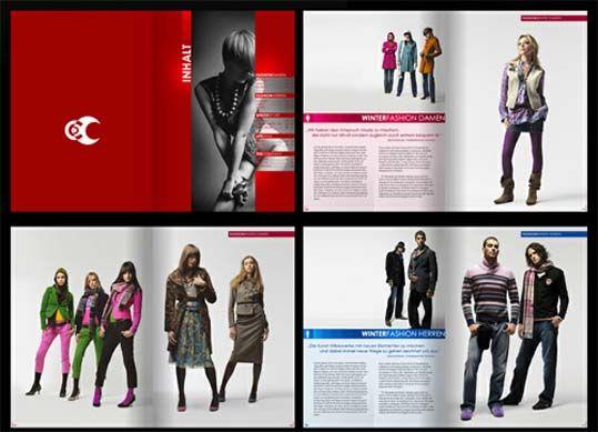 Ideas for Brochure Inspiration 6 Brochure and Catalogue Design - fashion design brochure template