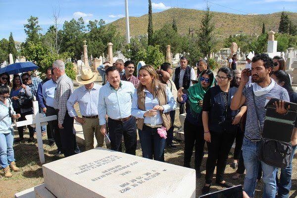 Brinda Servicios Públicos ubicación de tumbas en panteones municipales | El Puntero