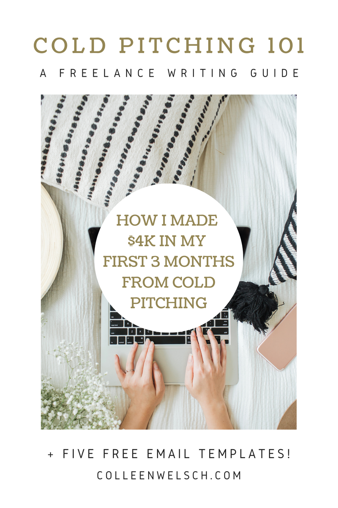 Cold Pitching 101 For Freelance Writers Free Templates Freelance Writing Guided Writing Free Email Templates