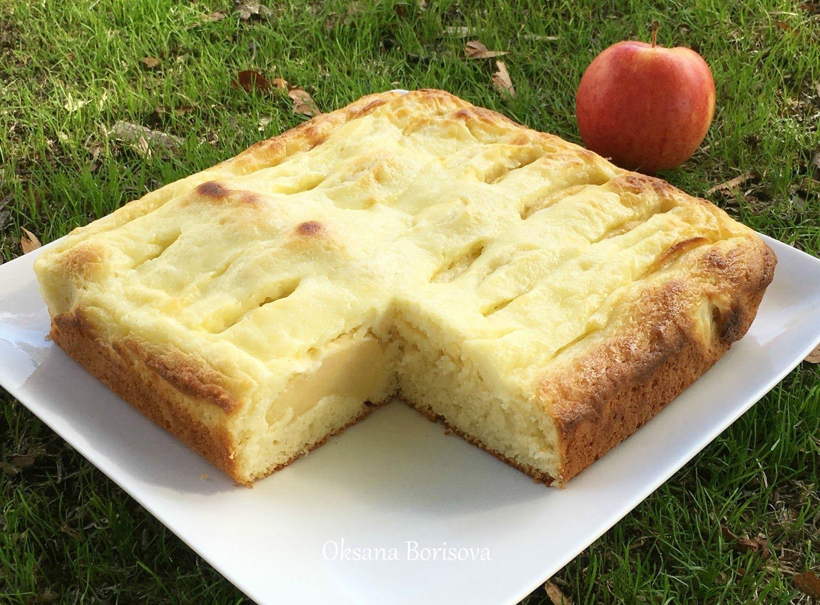 Тесто из маргарина и муки для пирога